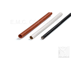 Silicone + Fiber Glass Braid BCE-